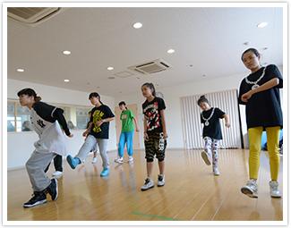 子どもダンス教室